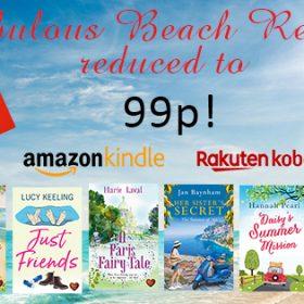99p Beach Reads Sale!