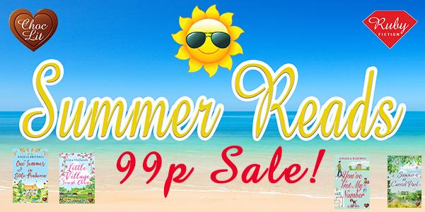 Summer Reads 99p Sale
