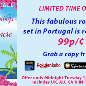 New Beginnings at the Little House in the Sun – 99p Limited Time Deal!