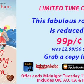 A Wedding On The Riviera – Limited Time Deal at 99p/¢!