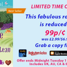 Escape to the Little Chateau – Limited Time Deal!