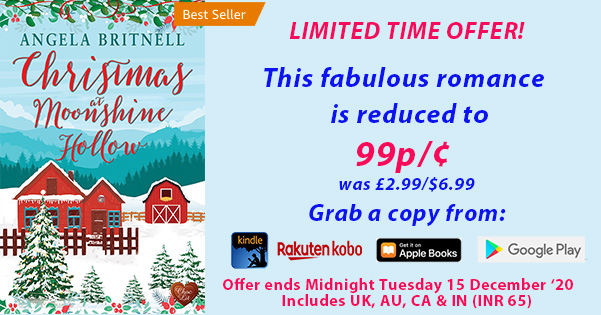 Limited Time Deal - Christmas at Moonshine Hollow