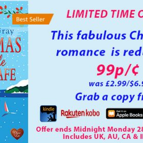Christmas at the Little Beach Cafe – Limited Time Deal!