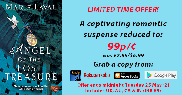 Limited Time Deal - Angel of the Lost Treausure