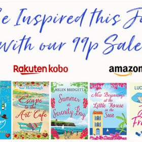 Be Inspired with our January 99p/¢ Sale!