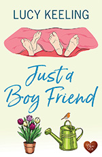 Just a Boy Friend by Lucy Keeling