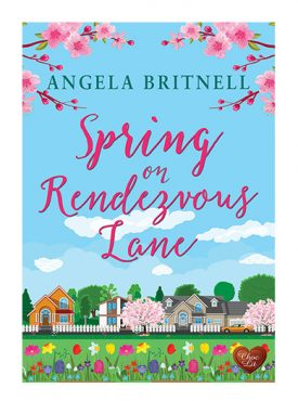 Spring on Rendezvous Lane by Angela Britnell