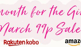 March's 99p Sale for the Girls!