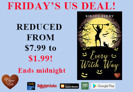 Friday's US Daily Deal