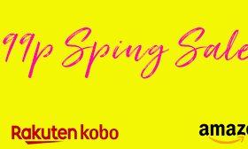 April's Spring Sale!