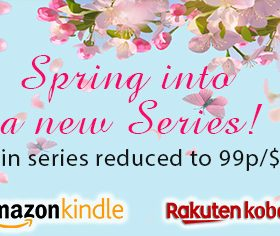 Spring into a new Series