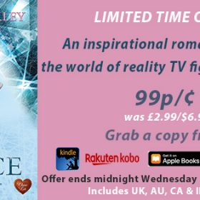 Limited Time Deal for Strictly On Ice by Helen Buckley