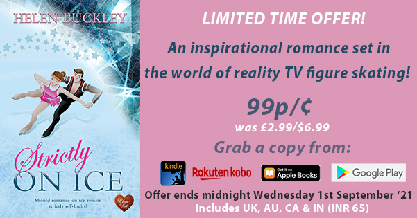 Limited Time Deal on Strictly on Ice by Helen Buckley