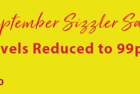September Sizzler Sale!